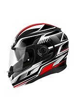 Kask motocyklowy AIROH Movement First Red-Black