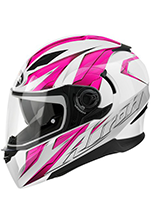 Kask motocyklowy AIROH Movement Strong Pink