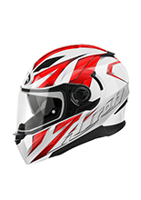 Kask motocyklowy AIROH Movement Strong Red