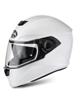 Kask motocyklowy AIROH Storm Color White