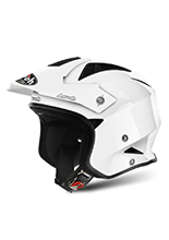 Kask motocyklowy Airoh TRR White