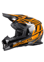 Kask mx O'neal Seria 2 Manalishi: Orange