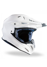 Kask off-road HJC R-PHA X SOLID WHITE