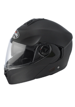 Kask szczękowy Airoh RIDES Anthracite