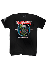 Koszulka O'neal Moto XXX T-Shirts WORLD TOUR