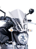 Owiewka PUIG Touring do Yamaha MT-07 14-15