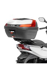 Stelaż bez płyty pod kufer Monolock do Kymco Super 8 125 (13-)