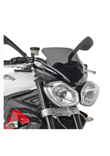 Szyba Givi do Triumph Street Triple 675 (07 > 16)