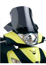 Szyba PUIG V-Tech do Honda Scoopy SH125i/SH150i