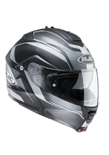 Kask szczękowy HJC IS-MAX II ELEMENTS BLACK/GREY
