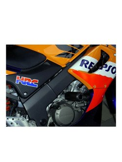 Crash pady WOMET-TECH do Hondy CBR 125