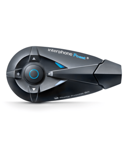 Intercom motocyklowy INTERPHONE FBEAT zestaw bluetooth