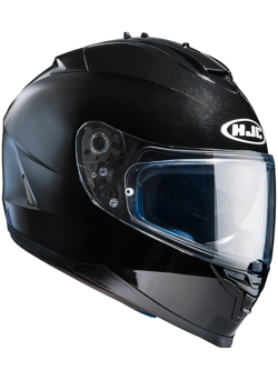 KASK HJC IS-17 METAL BLACK