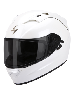 Kask Scorpion EXO-1200 AIR PEARL WHITE