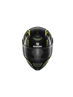 Kask Shark SKWAL FLYNN BLACK YELLOW