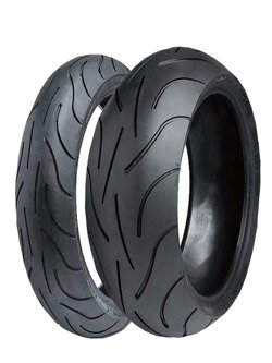 Komplet Opon Michelin PILOT POWER 2CT  120/70-17  190/50-17