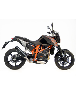 Tłumik LeoVince SLIP-ON LV ONE EVO CARBON FIBER do KTM 690 DUKE i.e. [12-16]
