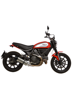 Tłumik LeoVince SLIP ON LV ONE EVO STAINLESS STEEL do DUCATI SCRAMBLER 800 [15-16]