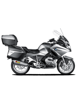 Tłumik SLIP-ON LINE (TITANIUM) BMW R 1200RT [14-16]