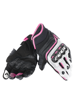 Dainese rękawice damskie CARBON D1 SHORT LADY GLOVES