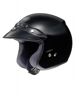 Kask otwarty SHOEI RJ PLATINUM-R BLACK